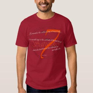 Sabbath is not Sunday T-shirts