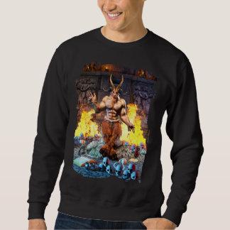 Sabbatic Goat Satanic Baphomet Sweatshirt
