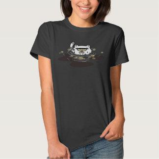 Saber-toothed Tarpit Spa: Tee Shirt