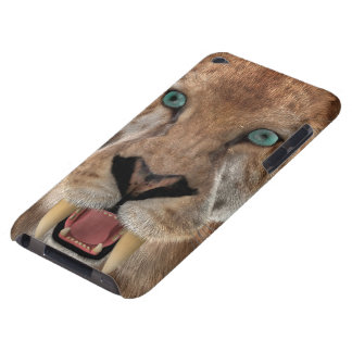 Saber Toothed Ttiger or Smilodon Barely There iPod Cases