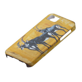 Sable Antelope Iphone case