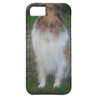 Sable Rough Collie iPhone 5 Case