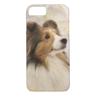 Sable Shetland Sheepdog iPhone 8/7 Case