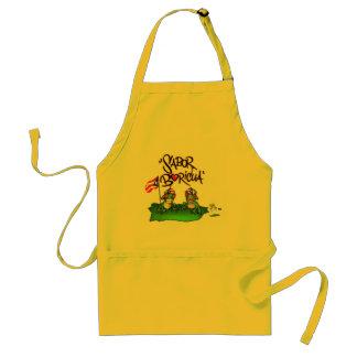 """Sabor Boricua """"Coqui"""" cooking apron"""