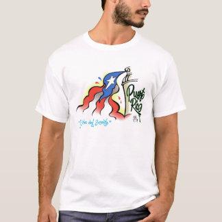 """Sabor Boricua """"Mi bonita bandera"""" shirt"""