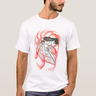 """Sabre Abstract"" T-Shirt"