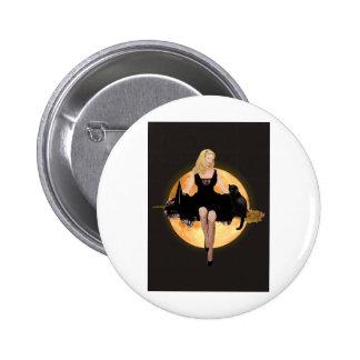 Sabrina the Teenage Witch 6 Cm Round Badge