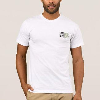 SAC Fund logo on front T-Shirt