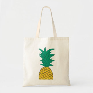 SAC PINEAPPLE TOTE BAG