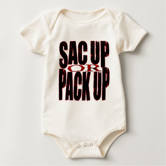 Sac Up or Pack Up Baby Bodysuit