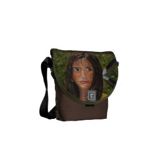"""Sacagawea"" Commuter Bags"