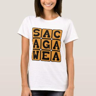 Sacagawea, Native American T-Shirt