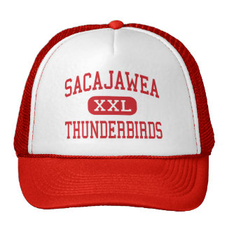 Sacajawea - Thunderbirds - Middle - Spokane Cap
