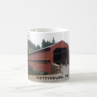 Sachs Covered Bridge near Gettysburg PA Coffee Mug