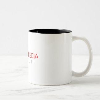 Sachs Media Group Two-Tone Coffee Mug