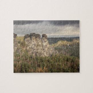 Sächsische Schweiz Jigsaw Puzzle