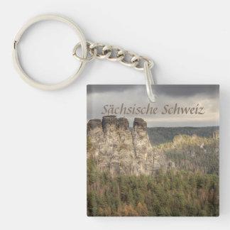 Sächsische Schweiz Key Ring