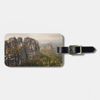 Sächsische Schweiz Luggage Tag