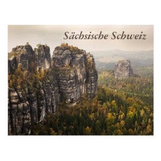 Sächsische Schweiz Postcard