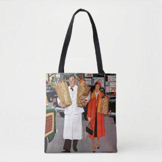 Sack Full of Trouble Tote Bag