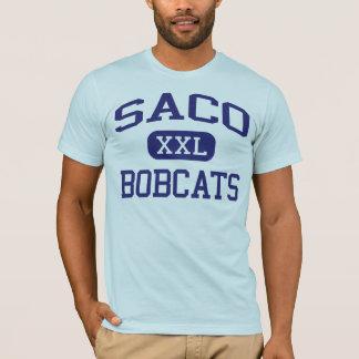 Saco Bobcats Saco Middle School Saco Maine T-Shirt