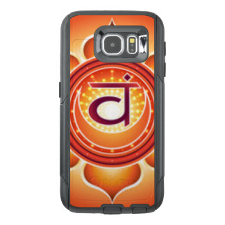 Sacral Chakra OtterBox Samsung Galaxy S6 Case