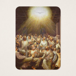 Sacrament of Confirmation Holy Spirit Prayer Cards