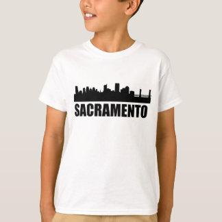 Sacramento CA Skyline T-Shirt