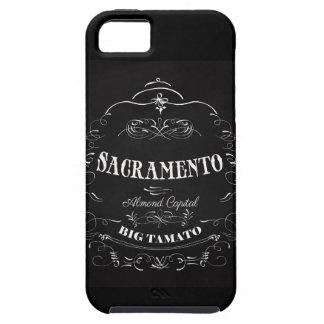 Sacramento, California - Almond Capital iPhone 5 Covers