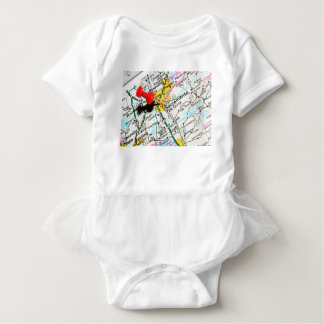 Sacramento, California Baby Bodysuit
