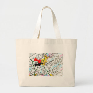 Sacramento, California Large Tote Bag