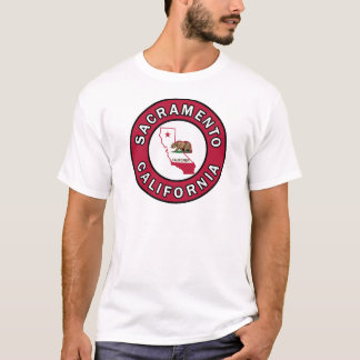 Sacramento California T-Shirt