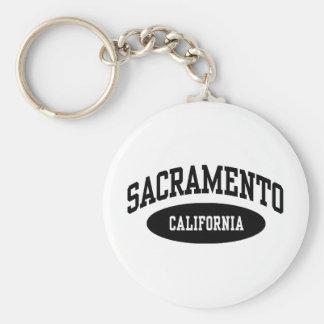 Sacramento Key Ring