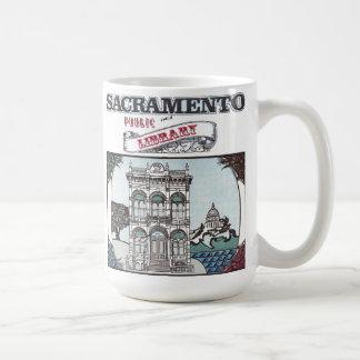 Sacramento Public Library Mug