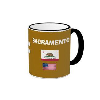 Sacramento* SMF Airport Code Mug Mugs