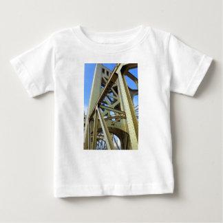 Sacramento Tower Bridge Baby T-Shirt