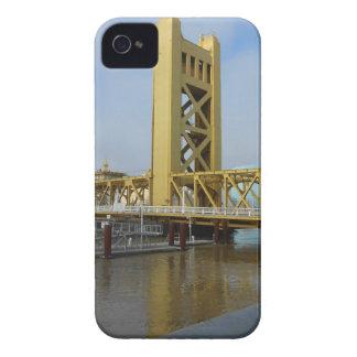 Sacramento Tower Bridge iPhone 4 Cases