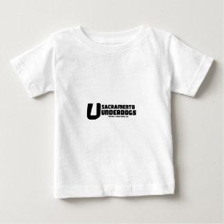 Sacramento Underdogs Baby T-Shirt