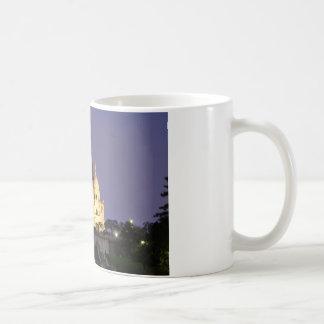 Sacre Coeur at night Mug