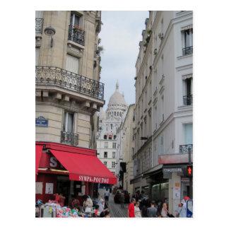Sacre Coeur Basilica Dome, Paris Postcard