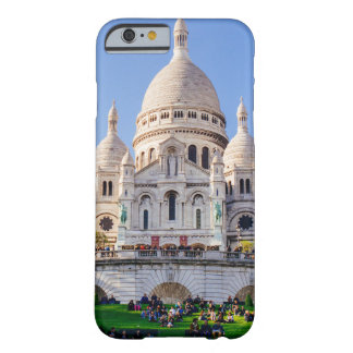 Sacre Coeur Basilica, French Architecture, Paris Barely There iPhone 6 Case