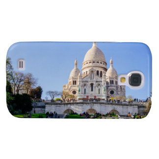 Sacre Coeur Basilica, French Architecture, Paris Galaxy S4 Cases