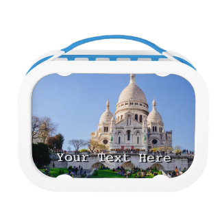 Sacre Coeur Basilica, French Architecture, Paris Lunchbox
