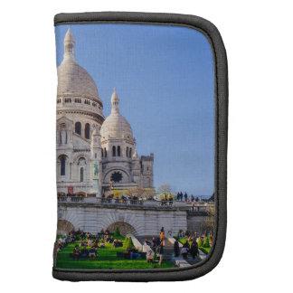 Sacre Coeur Basilica, French Architecture, Paris Folio Planners