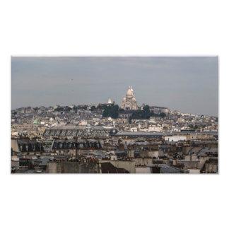 Sacré-Cœur Basilica, Paris Photo Print