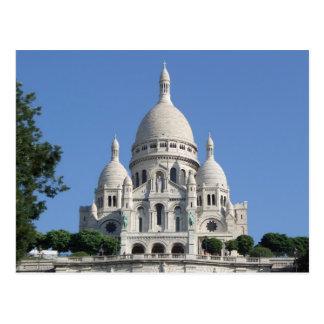 Sacré-Cœur Basilica Postcard