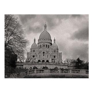 Sacre Coeur Cathedral Postcard