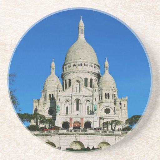 Sacre Coeur Drink Coasters