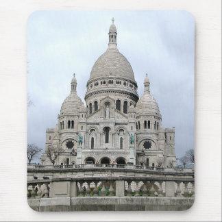 Sacre Coeur de Paris Mouse Pad