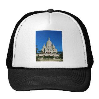 Sacre Coeur Mesh Hat